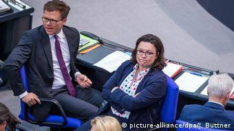 Bundestag (picture-alliance/dpa/J. Büttner)