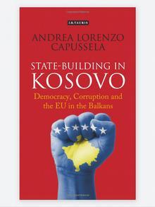 Capussela je napisao knjigu o svojim iskustvima na Kosovu