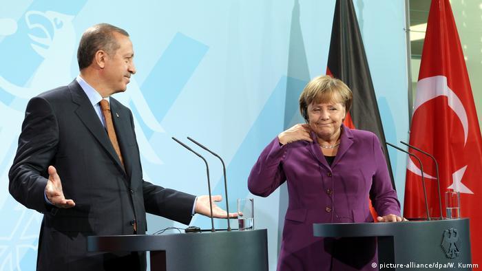 Verhältnis Deutschland Türkei (picture-alliance/dpa/W. Kumm)