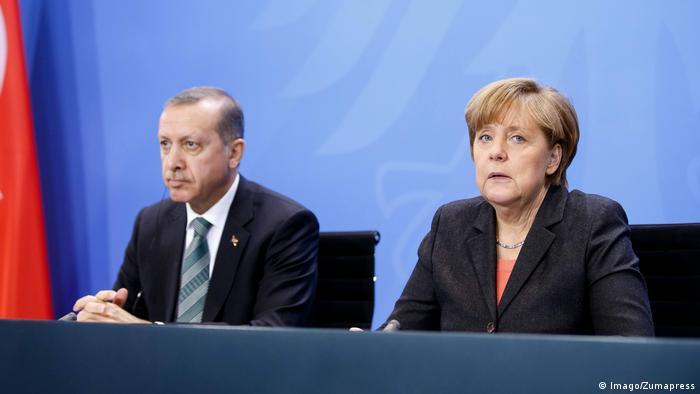 Merkel Türkiye ile kriz değil yapıcı diyalog kurmak istiyor