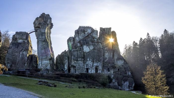 Teutoburgo: floresta como aliada dos germanos?