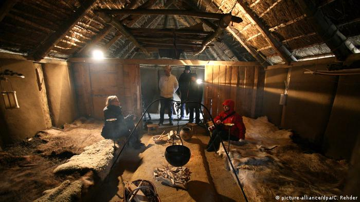 Wikinger Museum Haithabu (picture-alliance/dpa/C. Rehder)
