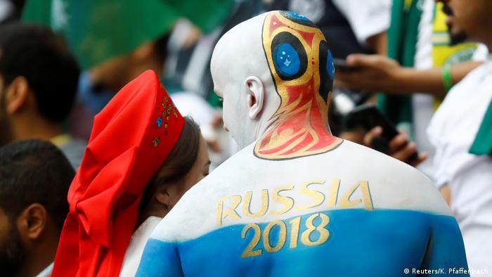 Russland, WM2018: Gruppe A - Russland - Saudi Arabien (Reuters/K. Pfaffenbach)
