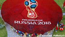 Russland, WM 2018 Eröffnungsfeier, Gruppe A - Russland - Saudi Arabien