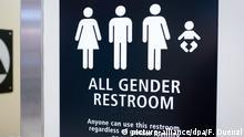 Deutschland | Geschlechtsneutrale, barrierefreie Toilette