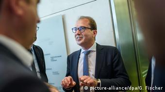 Bundestag - CDU/CSU-Fraktionssitzung