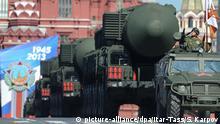 Symbolbild Atombombe