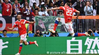 Fußball WM 2018 Russland - Saudi-Arabien