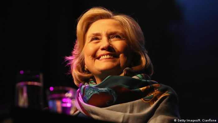 Hillary Clinton (Getty Images/R. Cianflone)