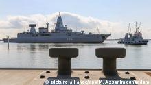 Operation Sophia | Fregatte Sachsen kehrt vom Mittelmeer-Einsatz zurück