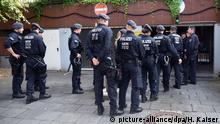 Deutschland Köln Durchsuchung nach Fund von Rizin