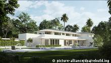 USA, Los Angeles: Exil-Villa von Thomas Mann (picture-alliance/dpa/rebuild.ing )