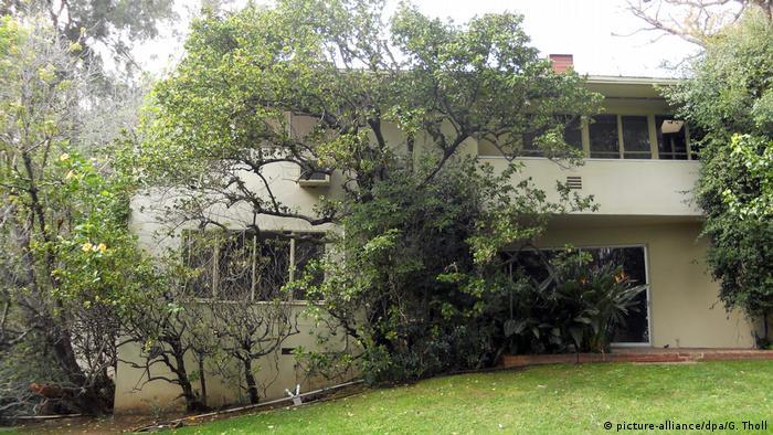 USA, Los Angeles: Die Dornröschen-Villa von Thomas Mann