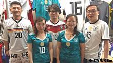 China DFB-Fans in Shanghai DW, Jose Qian