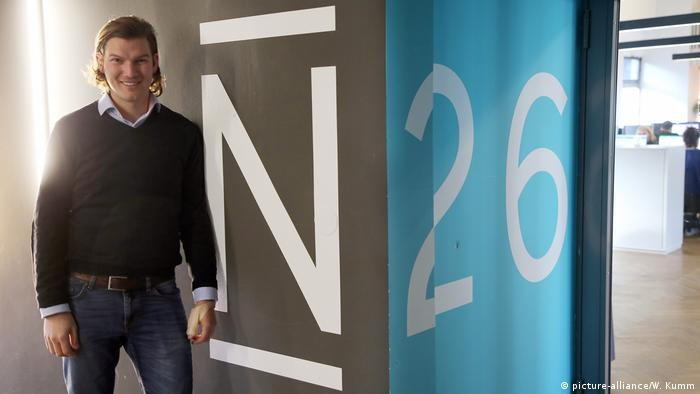 Digitalbank N26 (picture-alliance/W. Kumm)