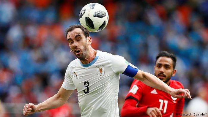 WM 2018 | Russland | Ägypten gegen Uruguay (Reuters/J. Cairnduff)