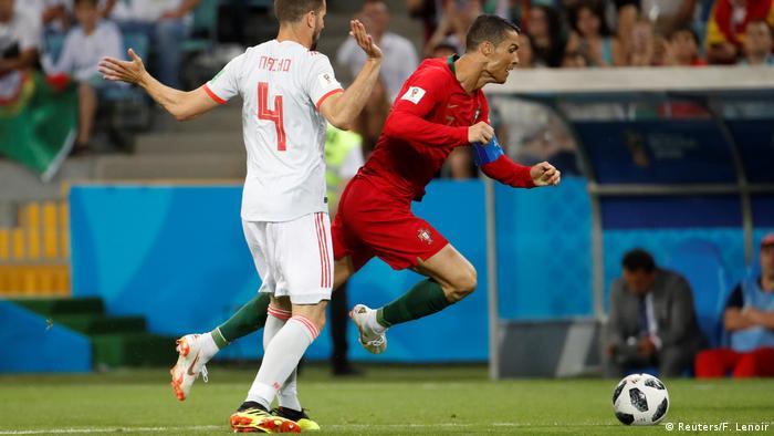 WM 2018 | Russland | Portugal – Spanien