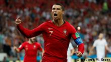 Cristiano Ronaldo (Reuters/M. Sezer)