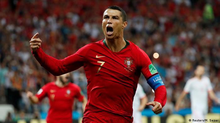 f2174d66c Best individual performance  Cristiano Ronaldo vs. Spain