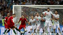 Fußball WM 2018 Portugal - Spanien (picture-alliance/AP Photo/F. Seco)