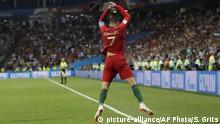 Fußball WM 2018 Portugal - Spanien