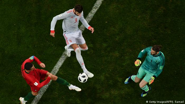 Fußball WM 2018 Portugal - Spanien (Getty Images/AFP/J. Samad)
