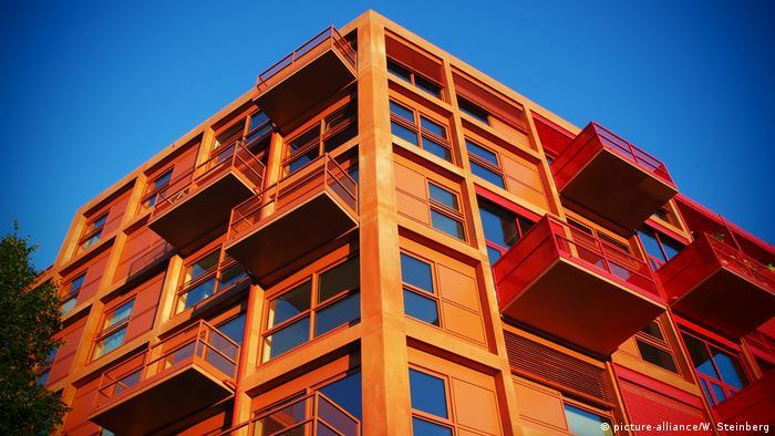 Luxury flats in Berlin