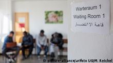 Registrierung von Flüchtlingen