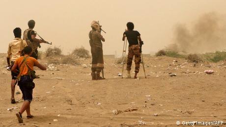 Арабська коаліція увійшла до аеропорту Ходейди в Ємені