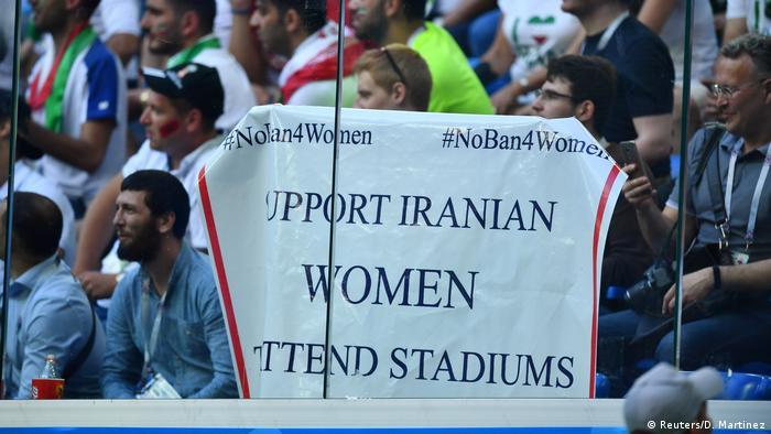 Marokko - Iran - FIFA WM 2018 - Gruppe B - St. Petersburg Stadium (Reuters/D. Martinez)
