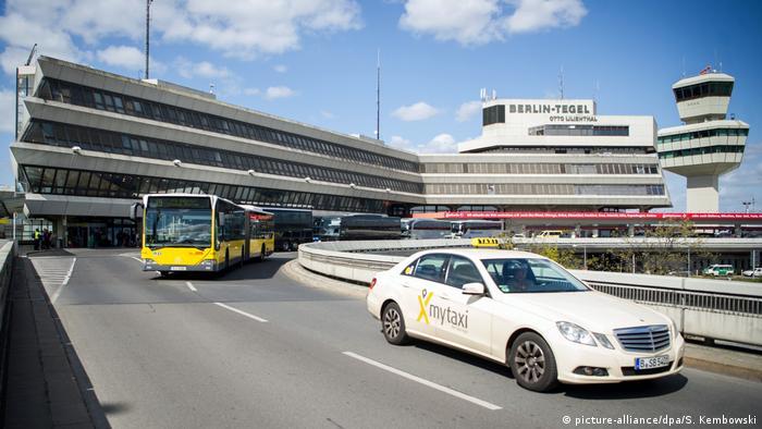 Flughafen - Berlin-Tegel (picture-alliance/dpa/S. Kembowski)