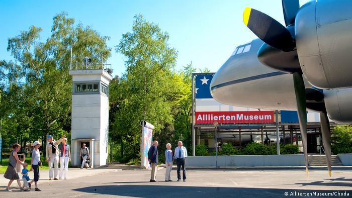 Berliner Luftbrücke - Alliierten Museum (AlliiertenMuseum/Choda)