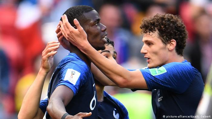 Russland, WM 2018: Gruppe C: Frankreich - Australien (picture-alliance/dpa/A. Gebert)
