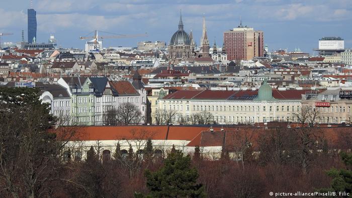 Österreich Stadtansicht von Wien (picture-alliance/Pixsell/B. Filic)