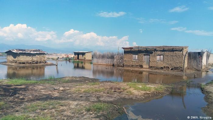 Flooding in Burundi