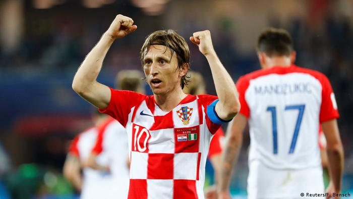 e72d9636c5c The two sides of ′FIFA Best′ Luka Modric