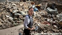 Irak Angelina Jolie Mosul in Mossul