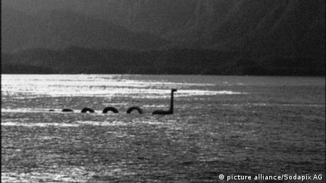 Loch Ness Nessie (picture alliance/Sodapix AG)