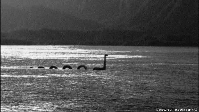Loch Ness Karte.Scientist Searches For Loch Ness Monster Dna News Dw 17 06 2018
