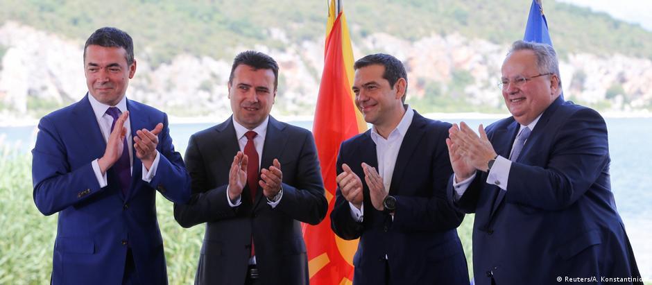 Αγωνία για το δημοψήφισμα στα Σκόπια