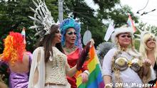 KyivPride Parade in Kiew