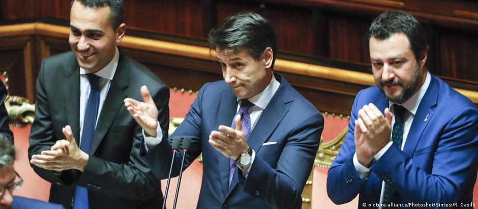 Ιταλία: 100 ημέρες οι λαϊκιστές στην εξουσία