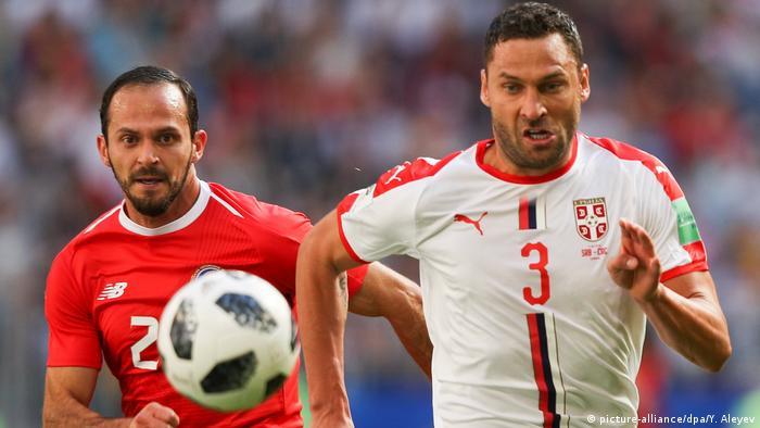 Fußball WM 2018 Gruppe E Costa Rica - Serbien (picture-alliance/dpa/Y. Aleyev)