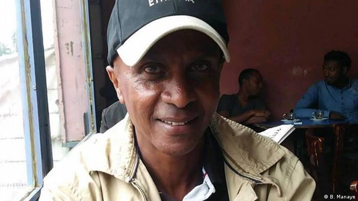 Eskinder Nega - Äthiopien Journalist & Menschenrechtsaktivist