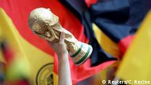 Fußball WM 2018 Gruppe F Deutschland - Mexiko