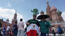 17.06.2018 Mexicanos en la Plaza Roja