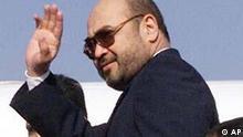 Luftfahrtsminister Abdul Rahman getötet
