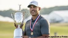 2018 U.S. Open | Brooks Koepka, USA (Imago/Zuma Press)