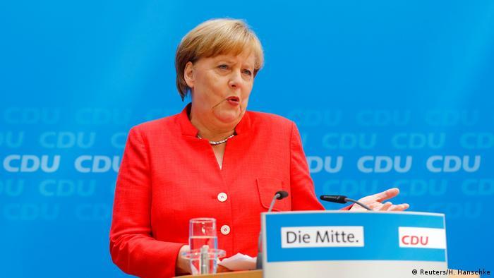 Berlin Merkel