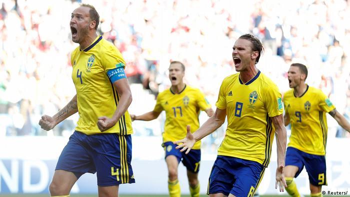 Russland WM 2018 Schweden gegen Südkorea (Reuters/)